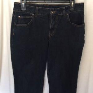 Women's Bandolino Mandie Straight Leg Jeans, Sz 8